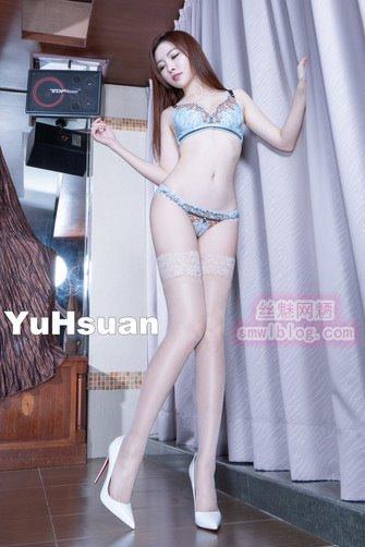 [Beautyleg]HD高清影片 2020.07.30 No.1100 YuHsuan[1V/773M]